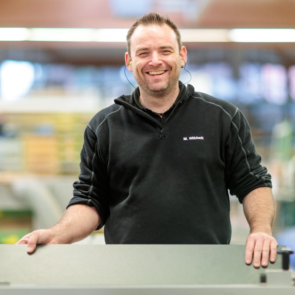 Markus Wibbelt Tischlergeselle