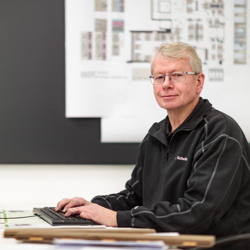 Hermann Schröer Geschäftsführer, Tischlermeister