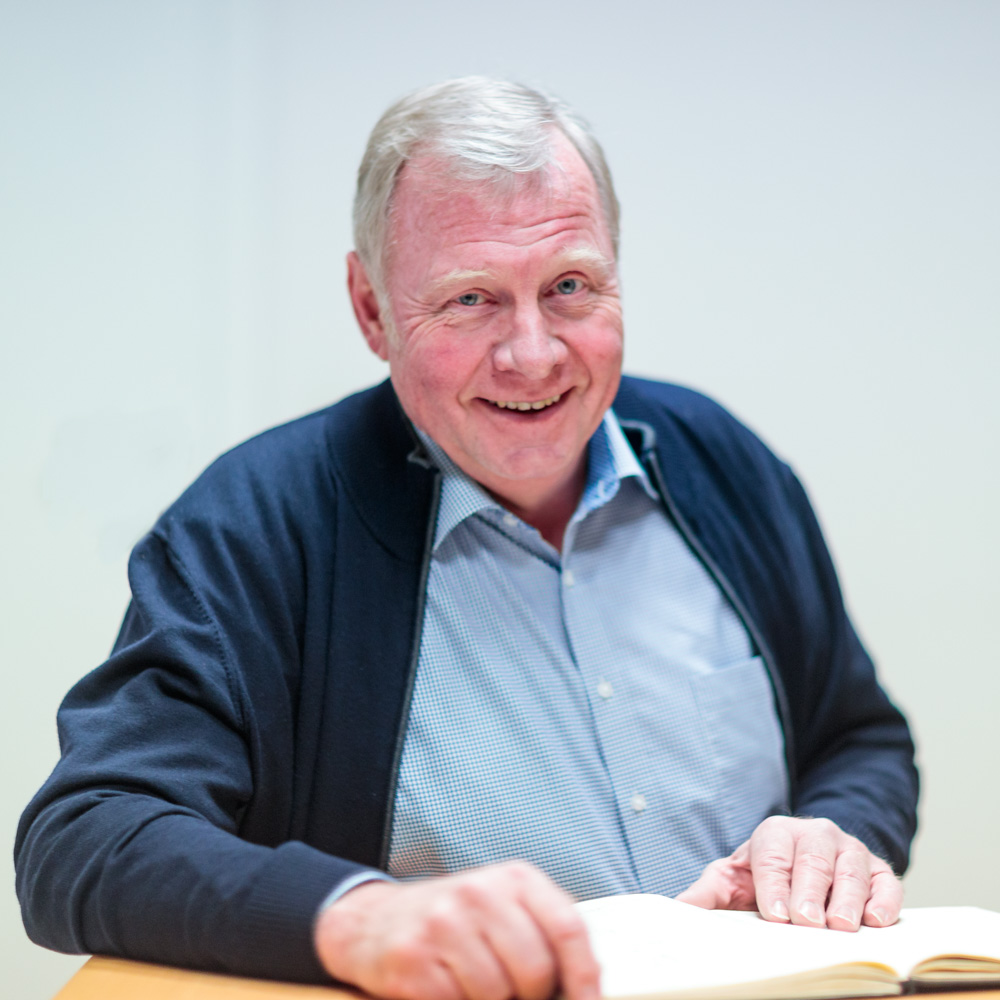 Bernhard Schröer Geschäftsführer, Tischlermeister