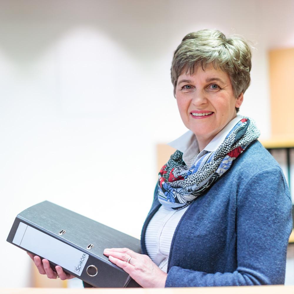 Antonia Schröer Bankkauffrau, Buchhaltung