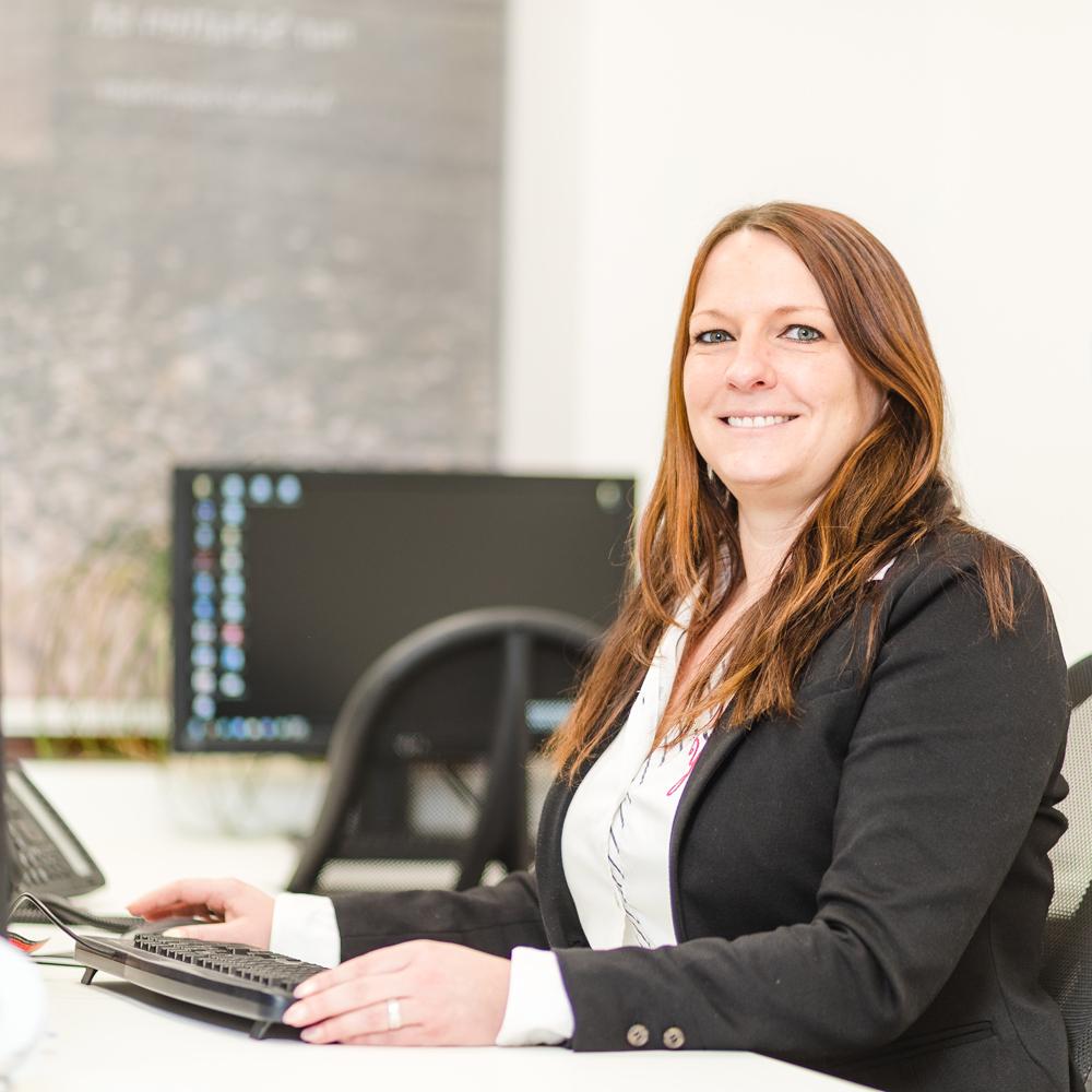 Sandra Mülders / Assistenz der Geschäftsleitung